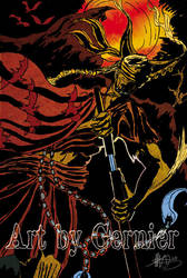 Shangir Althea aka Crimson Bat by Gernier