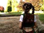 TR4:Custom Lara Croft Young 5 by Laragwen