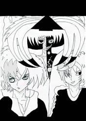 Eburn Manga  by Zyke1