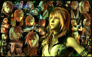 FFXIII Lightning :Pulse 1: by ferlyl