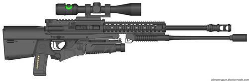 Phalanx-19 V2 by Ajax4