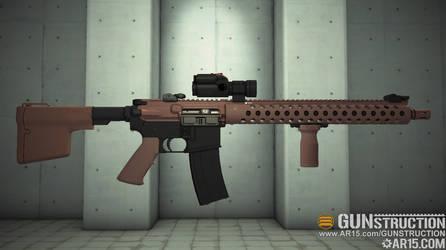 Custom AR Build by Ajax4
