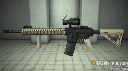 Custom AR Build Number 3 by Ajax4