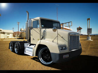 Freightliner FLD 12064 Truck by pacee
