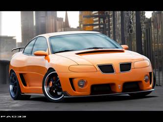 Pontiac GTO by pacee