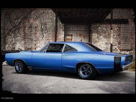 Dodge Super Bee 1969 by pacee
