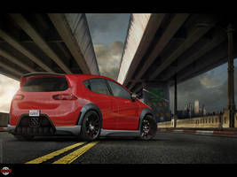 Seat Leon Cupra by pacee