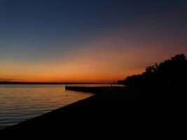Samson at Sunset by SeriahAzkath