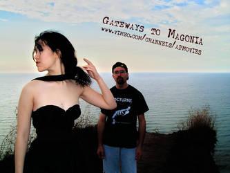 Gateways to Magonia - Movie Poster by SeriahAzkath