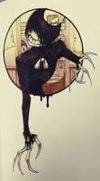 Ink Demon by akiifunen