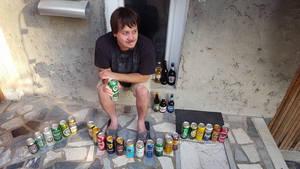 So many beers! by Dandejure