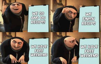 My boss meme by Dandejure