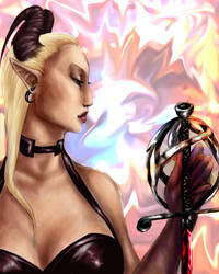 Succubus by Angels-Advocate