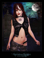 Baroness Sangre by Bloodredsangre