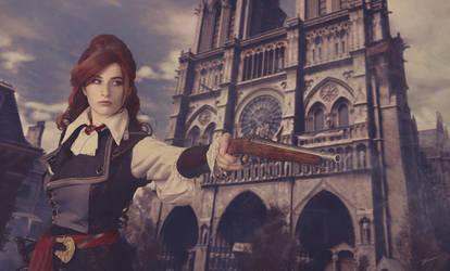 Elise de la Serre cosplay by BougainvilleaGlabra