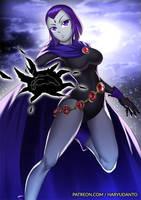 Raven by HaryuDanto