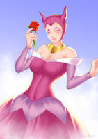 Princess Maleficent by HaryuDanto
