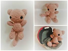 Little Amigurumi Mew!! by jenny3793