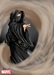 Women of Marvel: Dust by mhroczny
