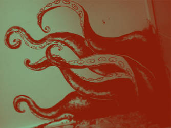 Release the Kraken by GhostLily