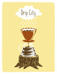 Drip City by sexysexybicycle