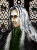 Salazar Slytherin by ginn-m