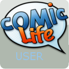 Comic Life 3 User Stamp by Polarbearshygirl