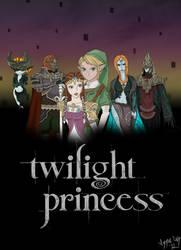 Twilight Princess Parody Poster by FanatikerFrau