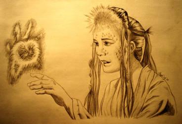 King and Lionheart by FanatikerFrau