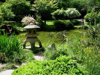 The Japanese Garden 3 by Dory4