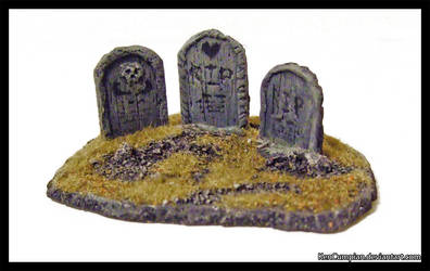 Tombstone Test Run by KenCumpian