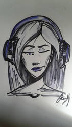Purple by windlle