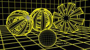 Tangerine freestlyle by fractalyst