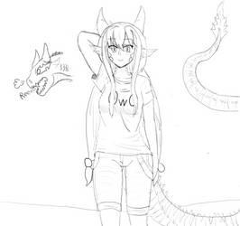 Sketch Time Again by IllyaUmaru