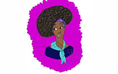 Sassy Head Sash by CancerianMermaid