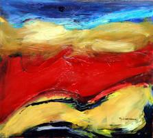 Landscape - Abstract by zampedroni