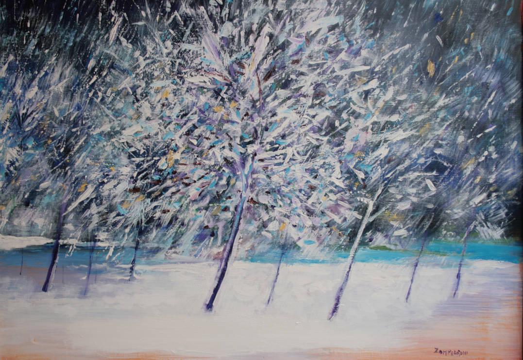 Winter by zampedroni