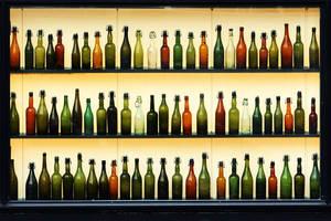 bottles by augenweide