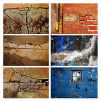 old walls by augenweide