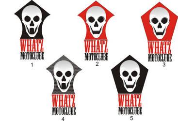 Whatz Motocicly Club Logo by Mraul