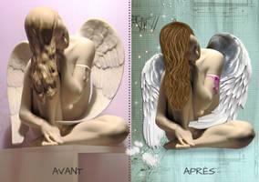 Ange by EugeneStanciu