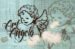 Logo ArtAngelo by EugeneStanciu