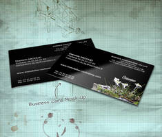 Business card by EugeneStanciu