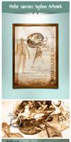 Screenshot Poster Nervous System by EugeneStanciu