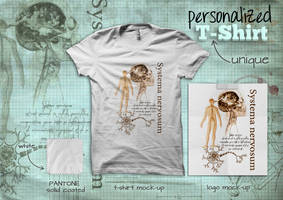 T-Shirt Genese by EugeneStanciu