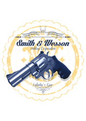 Smith and Wesson by EugeneStanciu