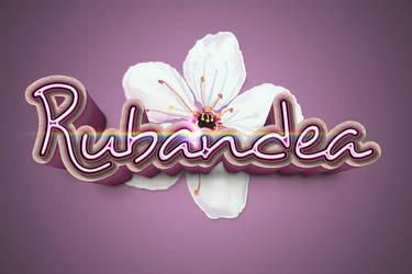 Logo Rubandea 3D by EugeneStanciu