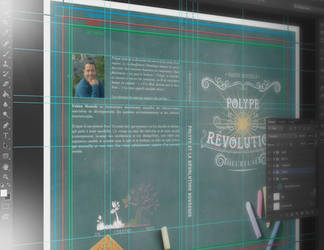 Screen Mockup Book Cover by EugeneStanciu