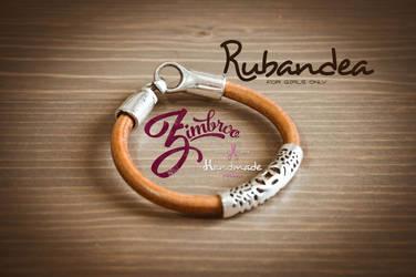 Bracelet Zimbroo brown by EugeneStanciu