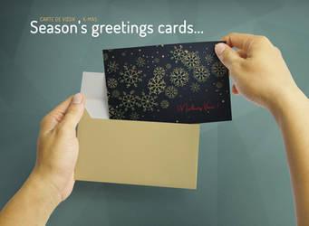 Season's Greetings... by EugeneStanciu
